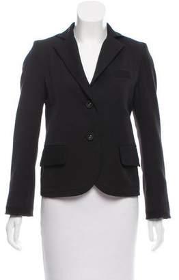 Chris Benz Structured Notch-Collar Jacket