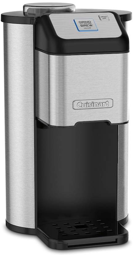 Cuisinart Grind and Brew 16-oz. Single Cup Coffee Maker