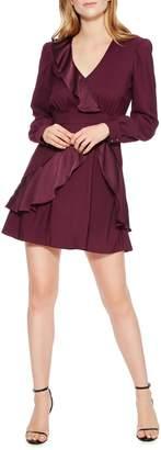 Parker Nancy Ruffle Dress