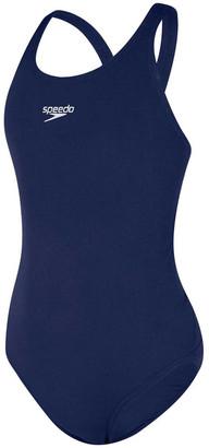 Speedo Girls Endurance Leaderback Swimsuit