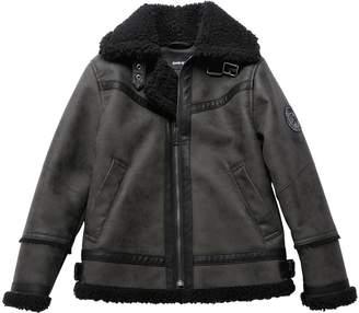Diesel Faux Shearling Jacket