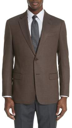 Emporio Armani G Line Trim Fit Stretch Blazer