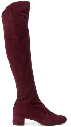 L'Autre Chose thigh-high boots