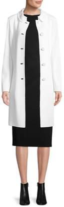 St. John Women's Wool-Blend Coat
