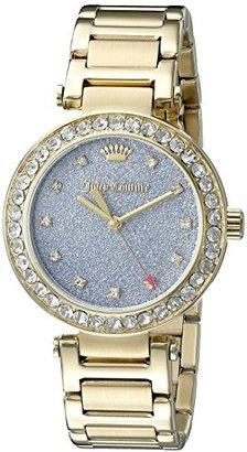 Juicy Couture Women's 1901328 Gold-Tone Bracelet Watch $144.48 thestylecure.com