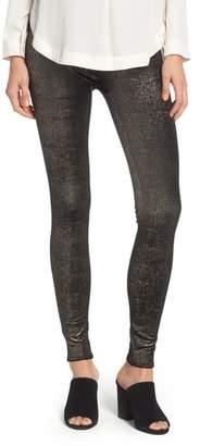 Spanx R) Velvet Shine Leggings