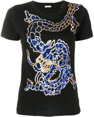 P.A.R.O.S.H. dragon T-shirt