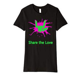 Share Love for Kids and Youth Beautiful Premium-shirt