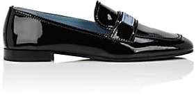 Prada Women's Patent Leather Loafers - Nero