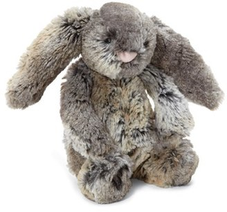 Infant Jellycat 'Large Woodland Bunny' Stuffed Animal $35 thestylecure.com