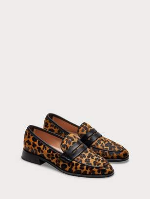 9fef8bb7c3edc Scotch   Soda Loel - Leopard Print Loafers