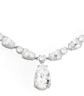 Nadri All Around Cubic Zirconia Pendant Necklace