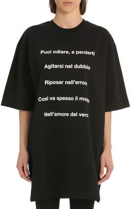 MSGM Statements Tshirt