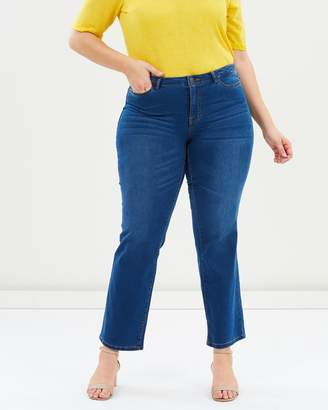 Junarose Kimba NW Straight Jeans