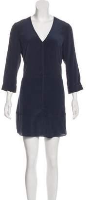 Rory Beca Silk Mini Dress