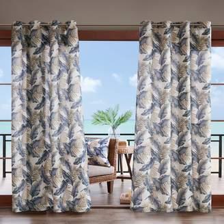 Madison Park Meeru 3M Scotchgard Outdoor Window Curtain