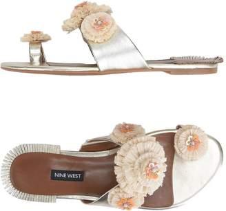 Nine West Toe strap sandals