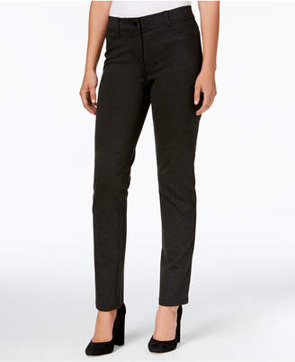 Style&Co. Style & Co Petite Slim-Leg Pants, Created for Macy's
