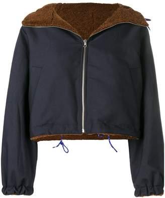 Bellerose reversible cropped jacket