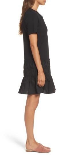 Women's Chelsea28 Smocked T-Shirt Dress 5