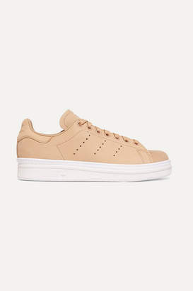 adidas Stan Smith Bold Leather Sneakers - Neutral
