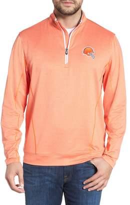 Cutter & Buck Endurance Cleveland Browns Regular Fit Pullover