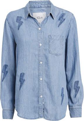 Rails Ingrid Chambray Button Down Shirt