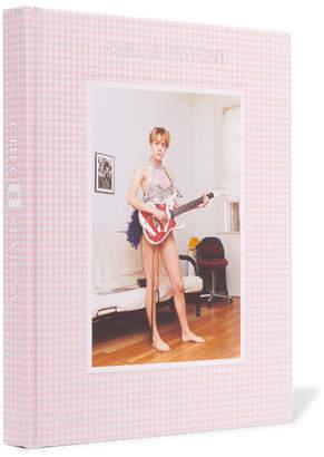 Rizzoli Chloë Sevigny Hardcover Book - Pink