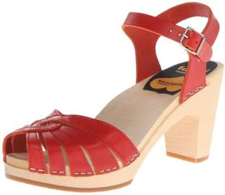 Swedish Hasbeens Women's Frica Heeled Sandal