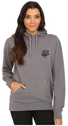 Obey Women's Day of The Dead Hoodie MD