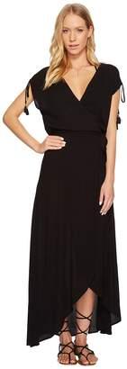 L-Space Wrapper Dress Cover-Up Women's Swimwear