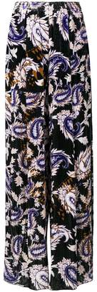 Forte Forte printed palazzo trousers