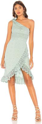 Majorelle Joanna Midi Dress