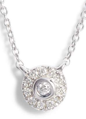 Ralph Lauren Dana Rebecca Designs Joy Mini Diamond Disc Necklace
