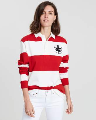 Polo Ralph Lauren Vintage Rugby Jersey
