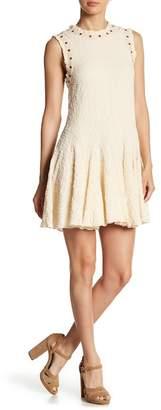 Moon River Studded Dress
