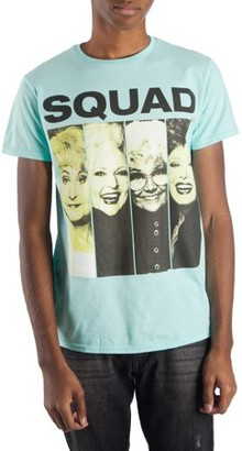 Movies & TV Golden Girls Squad Big Men's Short Sleeve T-shirt