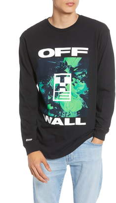 Vans Off the Wall Collage Long Sleeve T-Shirt
