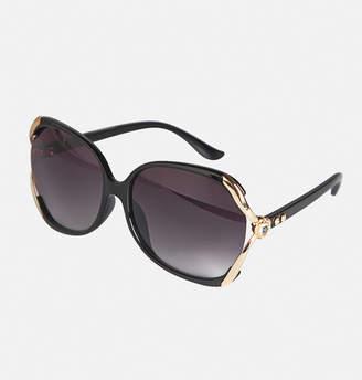 Avenue Flower Stone Sunglasses