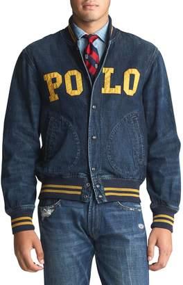 Polo Ralph Lauren Denim Baseball Jacket