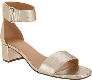 Franco Sarto Block Heel Sandals - Rosalina