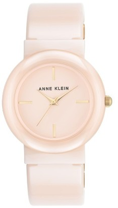 Women's Anne Klein Bangle Bracelet Watch, 36Mm $150 thestylecure.com