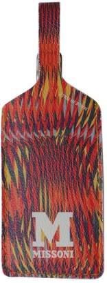 M Missoni Multicolour Synthetic Travel Bag