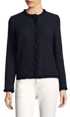 Max Mara Fulcro Tweed Jacket