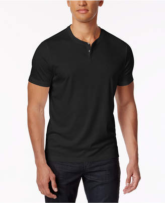 Alfani Men's Soft Touch Stretch Henley