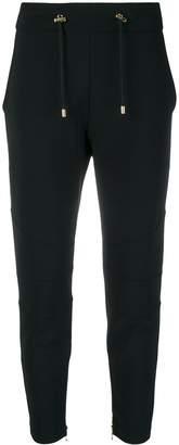 Balmain cropped skinny trousers