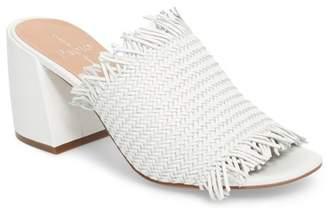 Linea Paolo Inez Block Heel Sandal (Women)