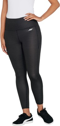Skechers Apparel 7/8 Dot High Waist Leggings