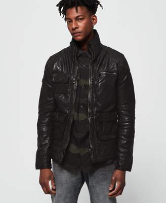 Tarpit Leather Jacket