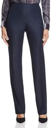 T Tahari Rae Flat Front Pants